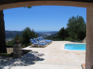 Holiday home in southern france with pool