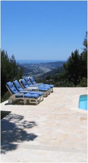 Sommerferie i Sydfrankrig med pool