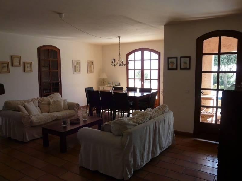 Feriebolig i Provence - stue