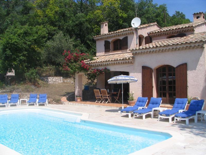 Sommerhus i Sydfrankrig med pool