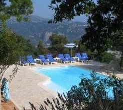 Feriebolig i Sydfrankrig - pool